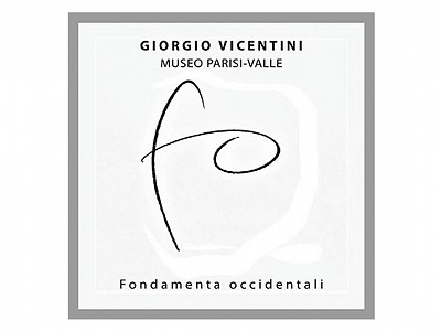 Fondamenta Occidentali - Giorgio Vicentini
