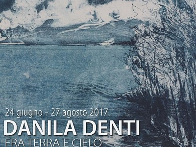 DANILA DENTI - BETWEEN EARTH AND SKY