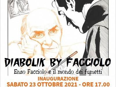 DIABOLIK by Facciolo - Enzo Facciolo e il mondo dei fumetti