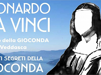 THE SECRET FACES OF THE MONA LISA ON SHOW IN MACCAGNO
