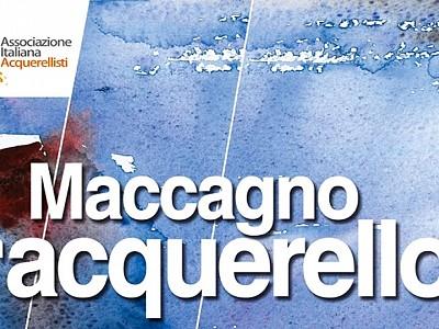 MACCAGNO IN ACQUERELLO