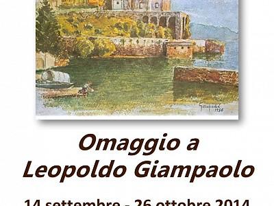 OMAGGIO A LEOPOLDO GIAMPAOLO