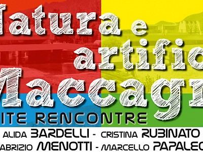 NATURE AND ARTEFACTS IN MACCAGNO – A NEW JOIN EXHIBITION